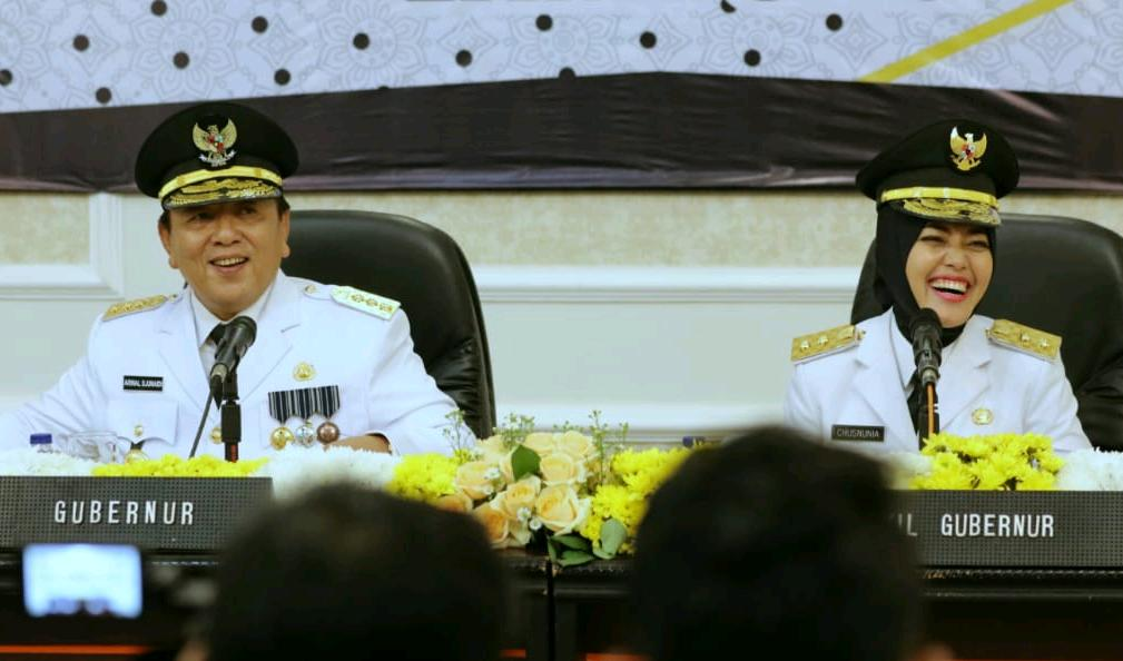 Gagas Pembangunan Sport Center Berskala Internasional, Gubernur Arinal Akan Temui Presiden Jokowi