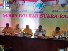 Golkar Metro, Usulkan 3 Nama Balon Ketua DPRD dan Balon Walikota