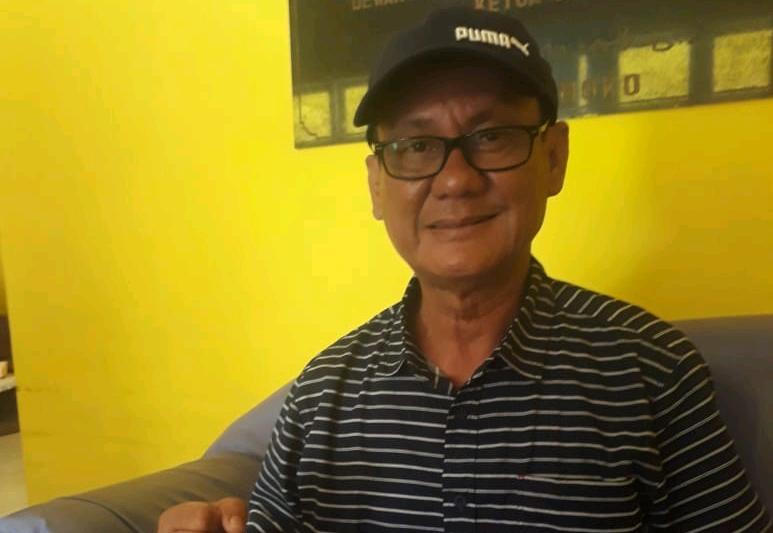 Jika Ditugasakan Partai, Ampian Bustami Siap Maju Pilwakot Metro 2020-2025