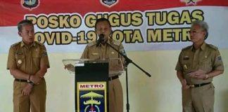 Cegah Penyebaran COVID 19, Achmad Pairin Minta Ketua RT / RW Pantau Kedatangan Warga Perantau