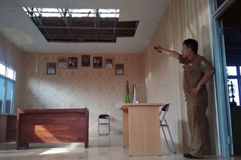 Fisik Puskesmas Iringmulyo Rusak, DPRD Metro Segera Turun ke Lokasi