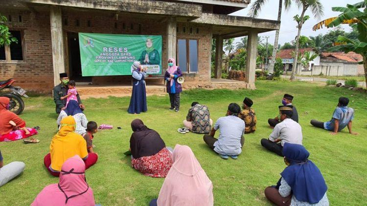 Jalankan Reses, Komisi V DPRD Lampung Serap Aspirasi Masyarakat Bekri
