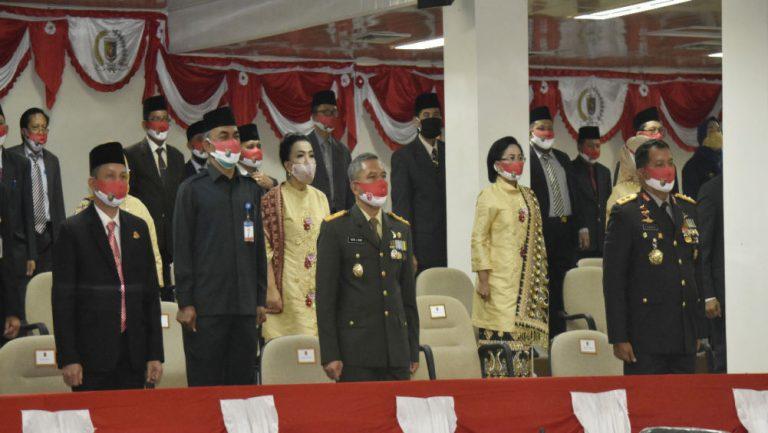 DPRD Lampung Gelar Paripurna Istimewa HUT RI Ke-72 02