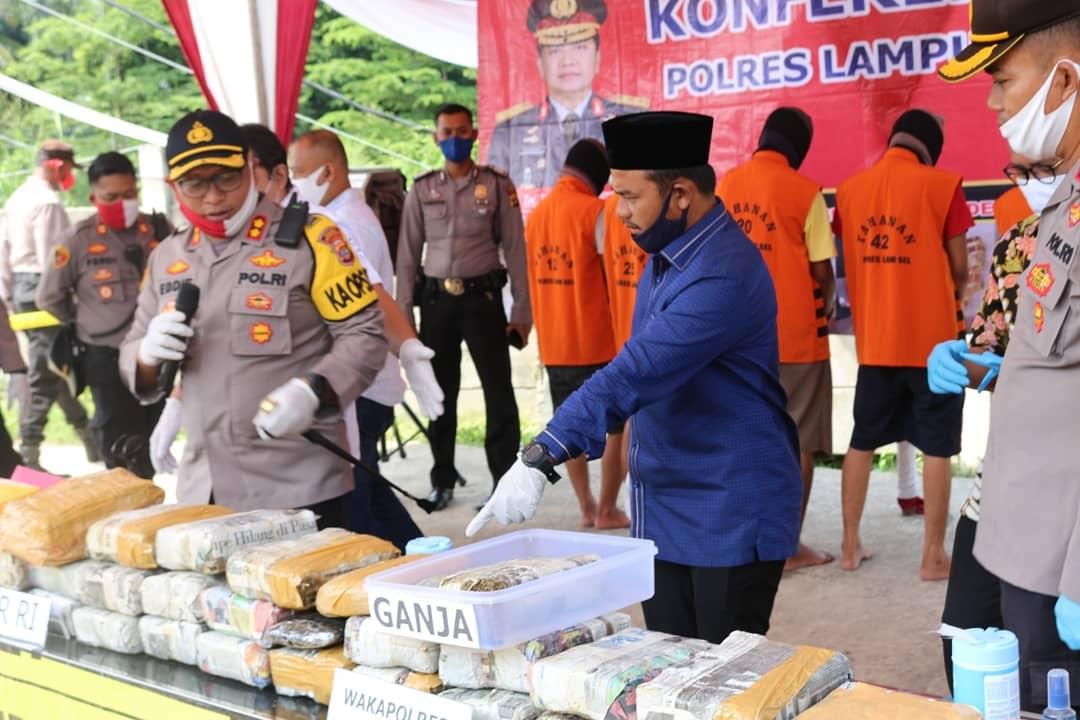 Ketua Komisi II DPRD Lampung Mengutuk Tindakan Oknum Staf DPRD Nyabu di Ruang Komisi