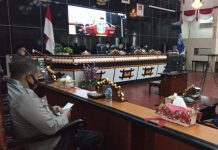 Paripurna DPRD Metro Pemkot Diminta Kaji Besaran Modal Untuk Bank Lampung 00