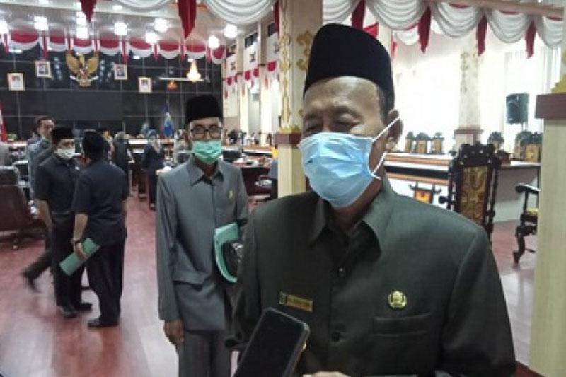 Walikota Metro Tunjuk Pj Sekkot Jadi Jubir Covid-19 Metro